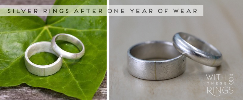 More Info On Silver With These Rings
