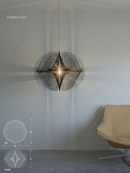 Chaos Pendant Light