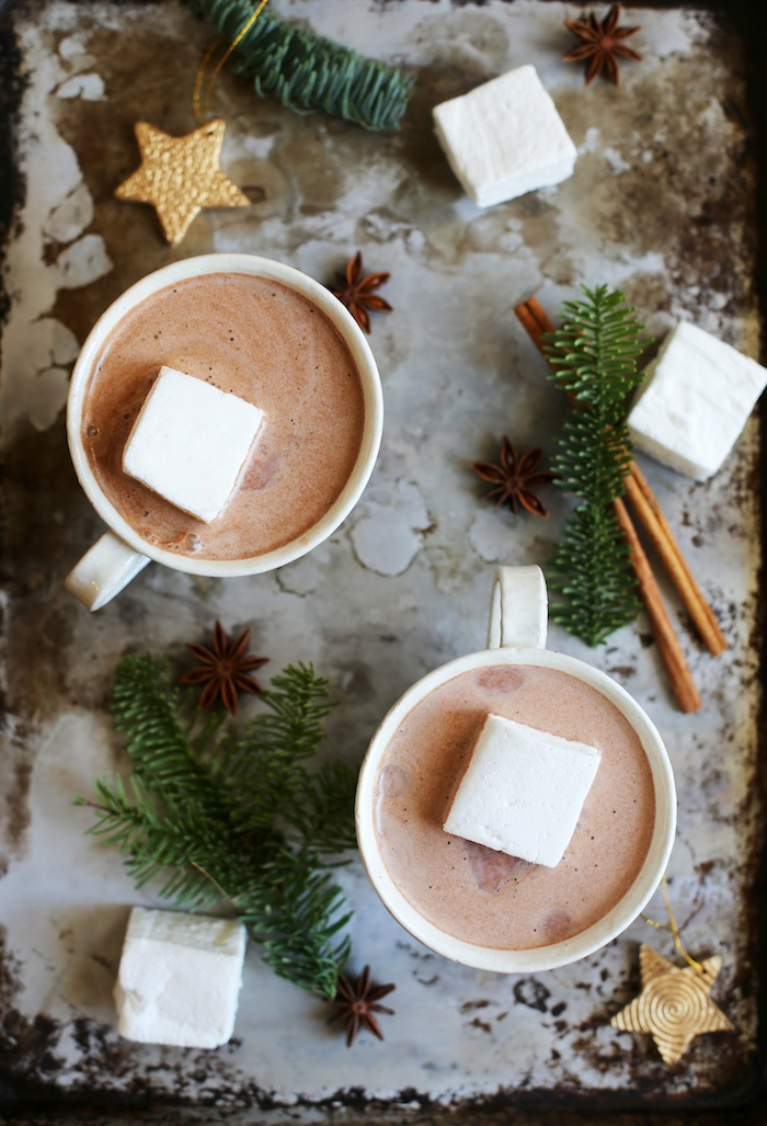 Chinese 5 Spice Hot Cocoa Set The Table