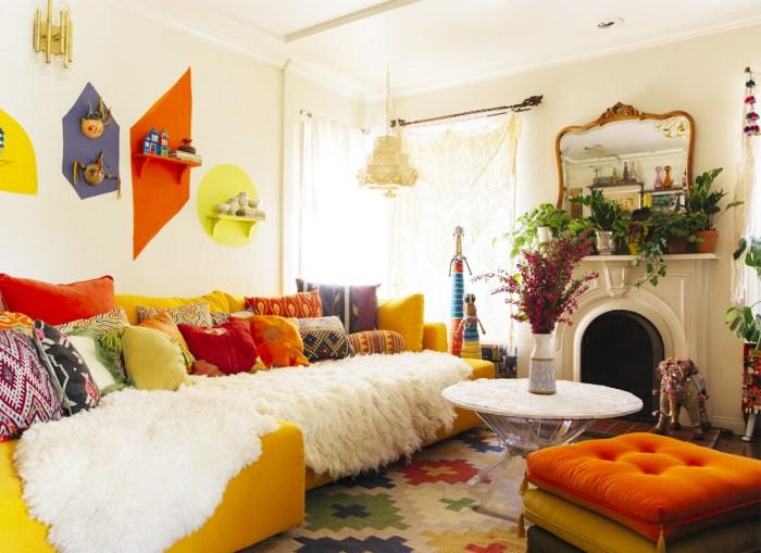 Decorar tu casa con estilo ecléctico
