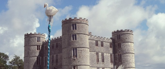 Lulworth Castle, Camp Bestival 2013