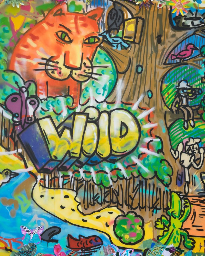 Art to save animals atCAMP BESTIVAL 2015
