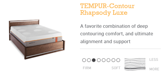 Tempur Contour Collection Welcome To Highland Furniture