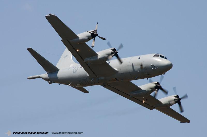 RAAF P-3 Orion - TSW File Photo by Tim Dwyer