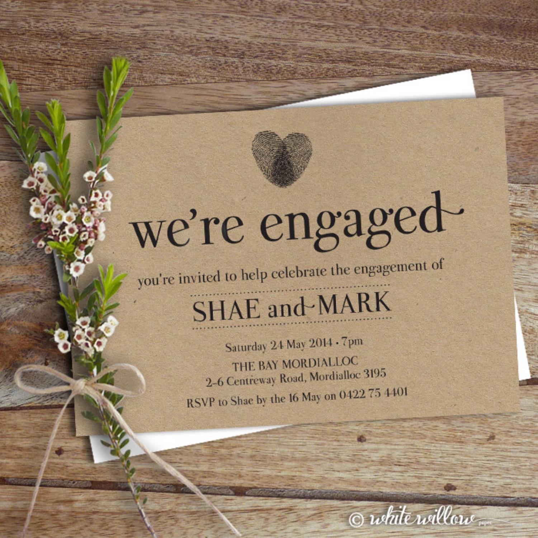 Wedding Announcement Card Wording