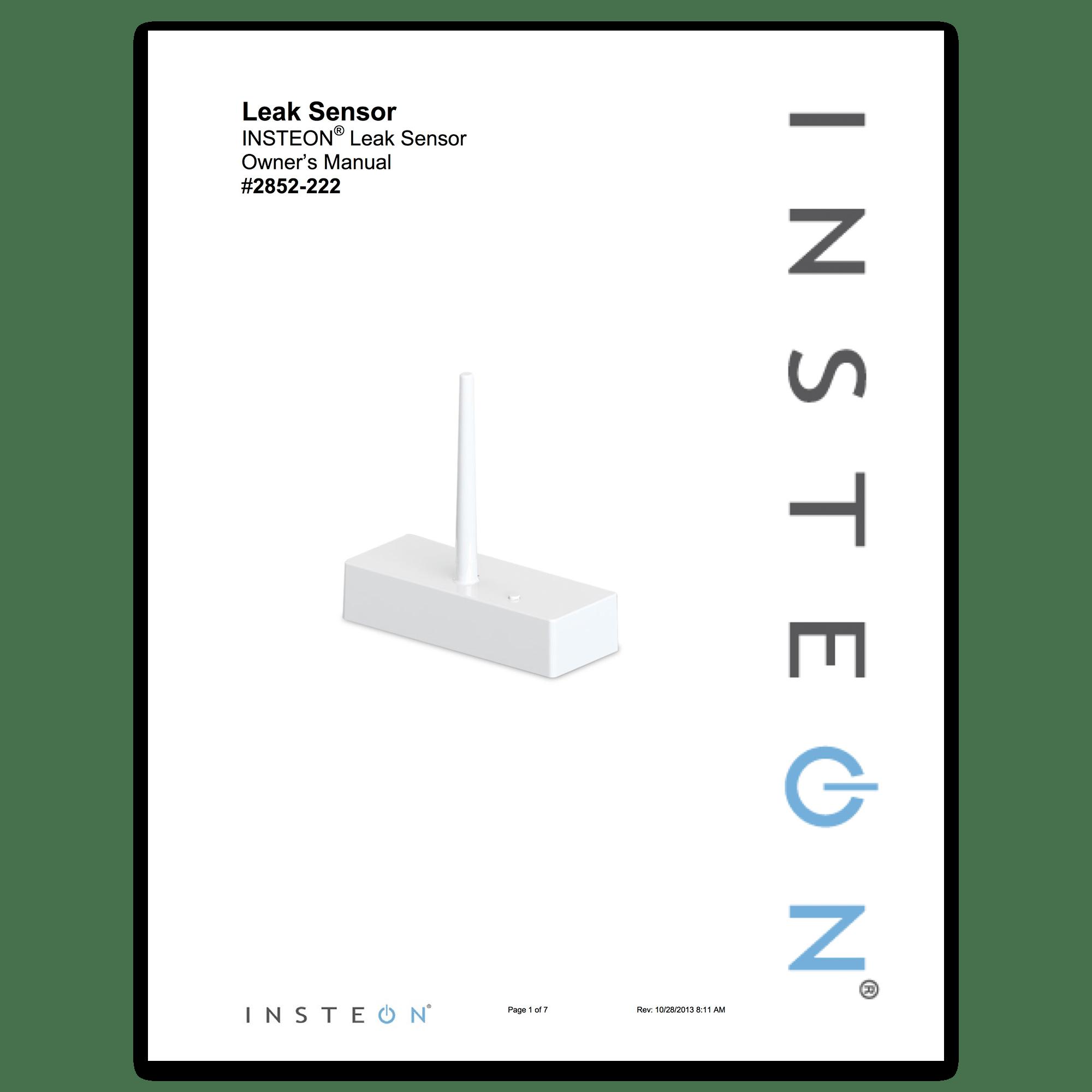 Leak Sensor