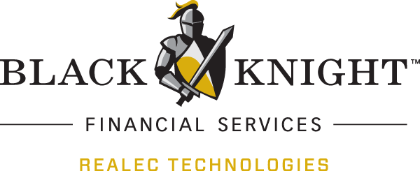 Image result for black knight financial services logo