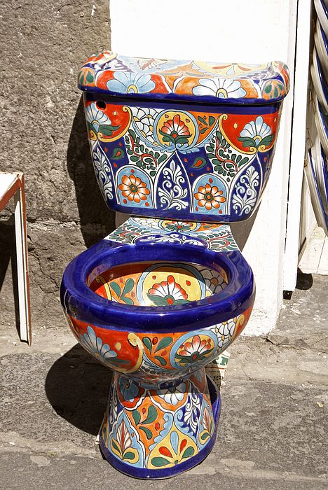 Colorful Mexican Toilet Canvas.jpg