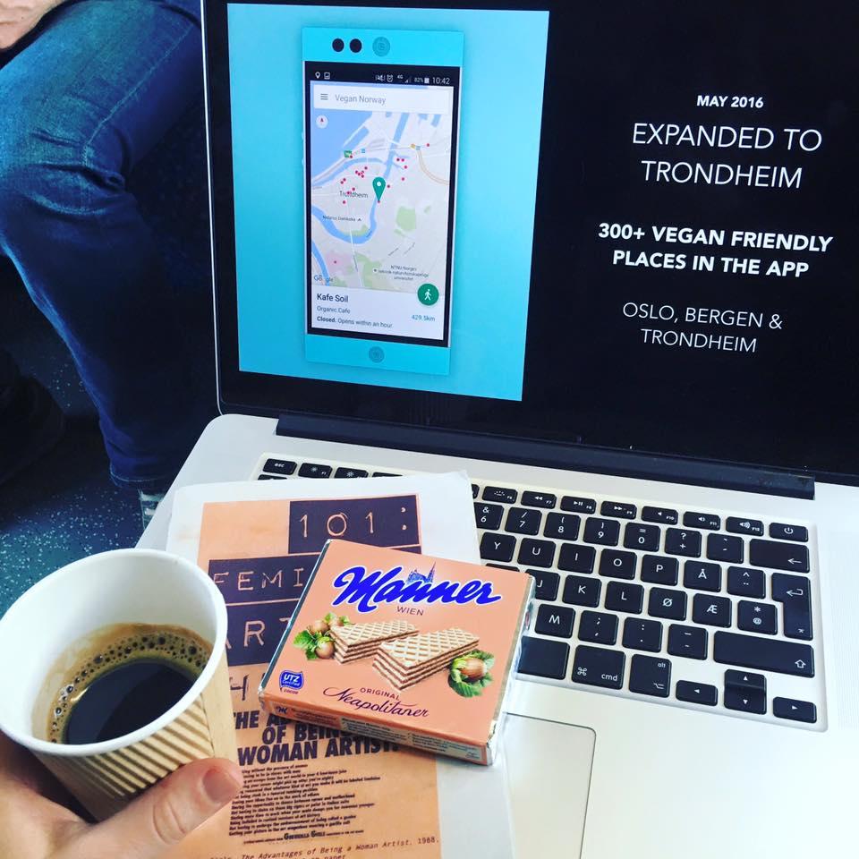 App Launch in Trondheim