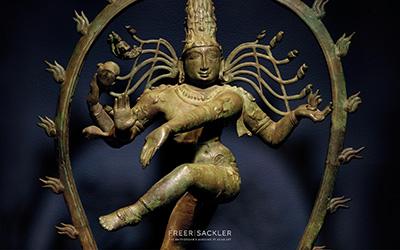 Shiva Nataraja; India, Chola dynasty, ca. 990; bronze