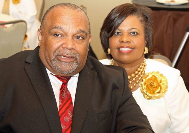 Pastor Jesse & First Lady Gwendolyn Young