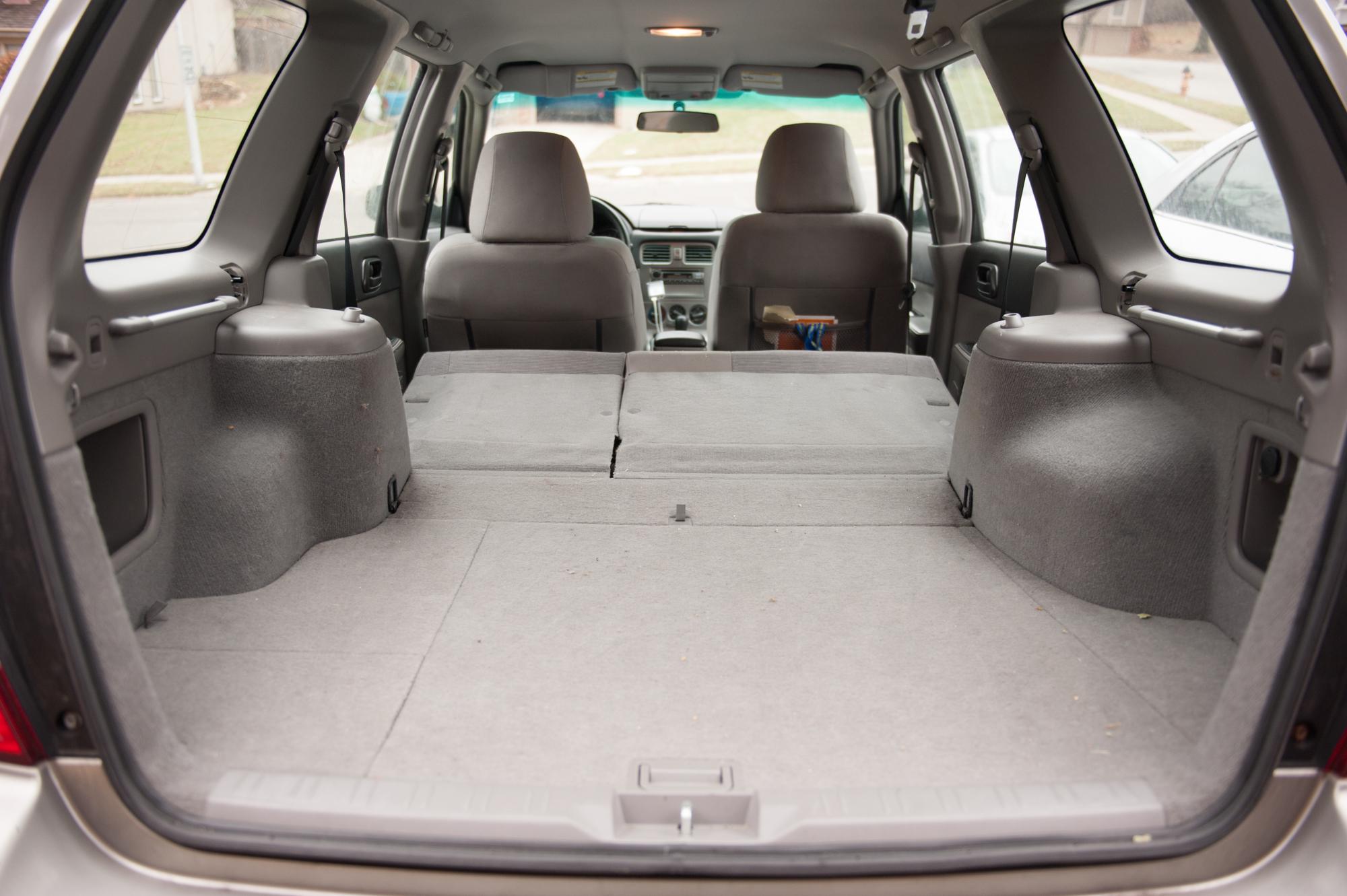 Subaru Car Camping The Setup Kevin VanEmburgh Photography