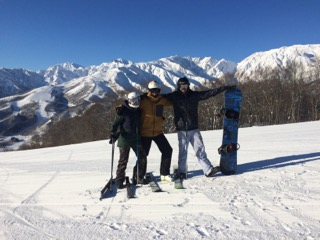 Ski & Snowboard instruction in the Hakuba valley