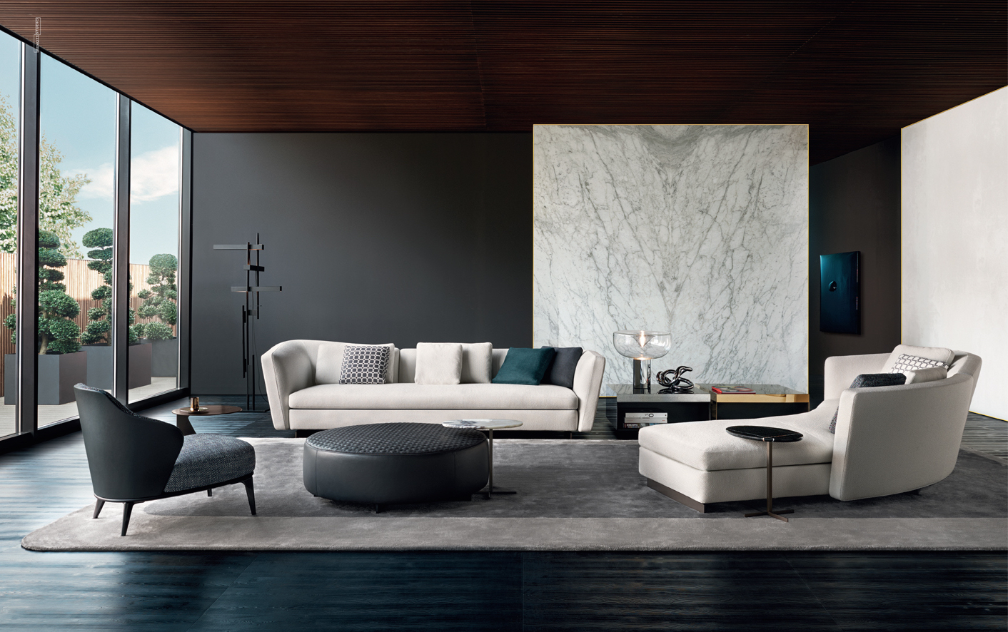 The Yang And Seymour By Minotti Studio Como Modern