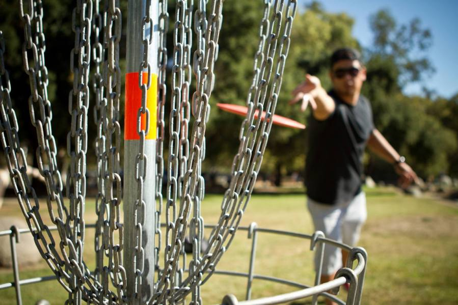 Disc Golf   Weekly Competition     Salvage Station Disc Golf