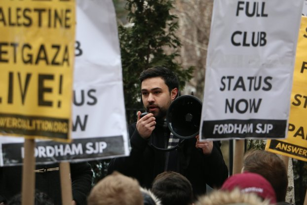 Palestine Legal and CCR Sue Fordham Over SJP Ban