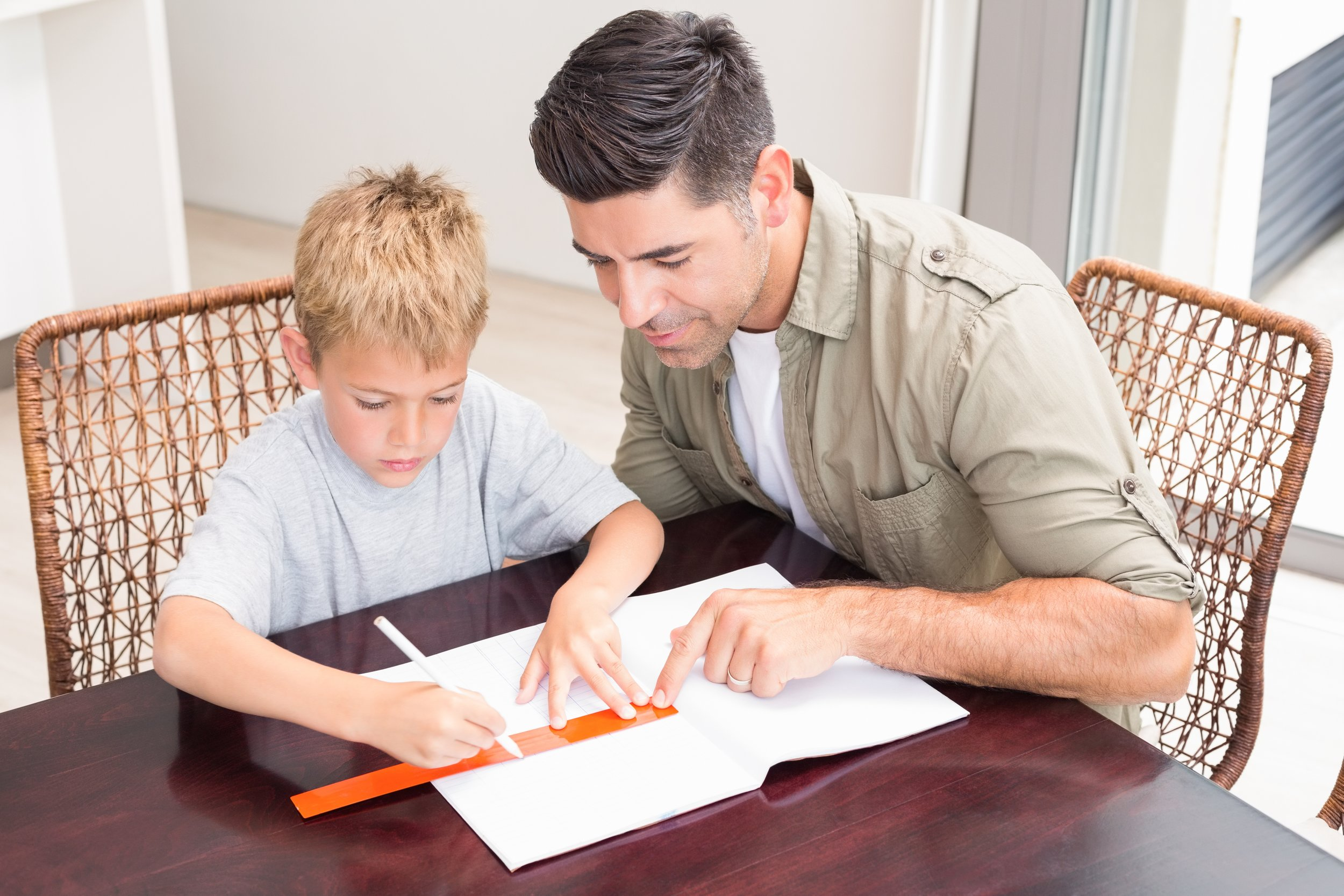 Teaching Your Kids How To Use A Ruler