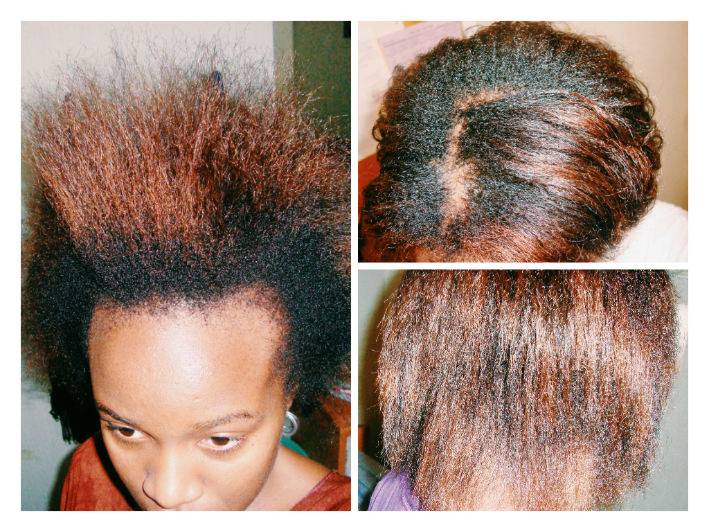 Transitioning To Natural Hair My Journey In Pictures