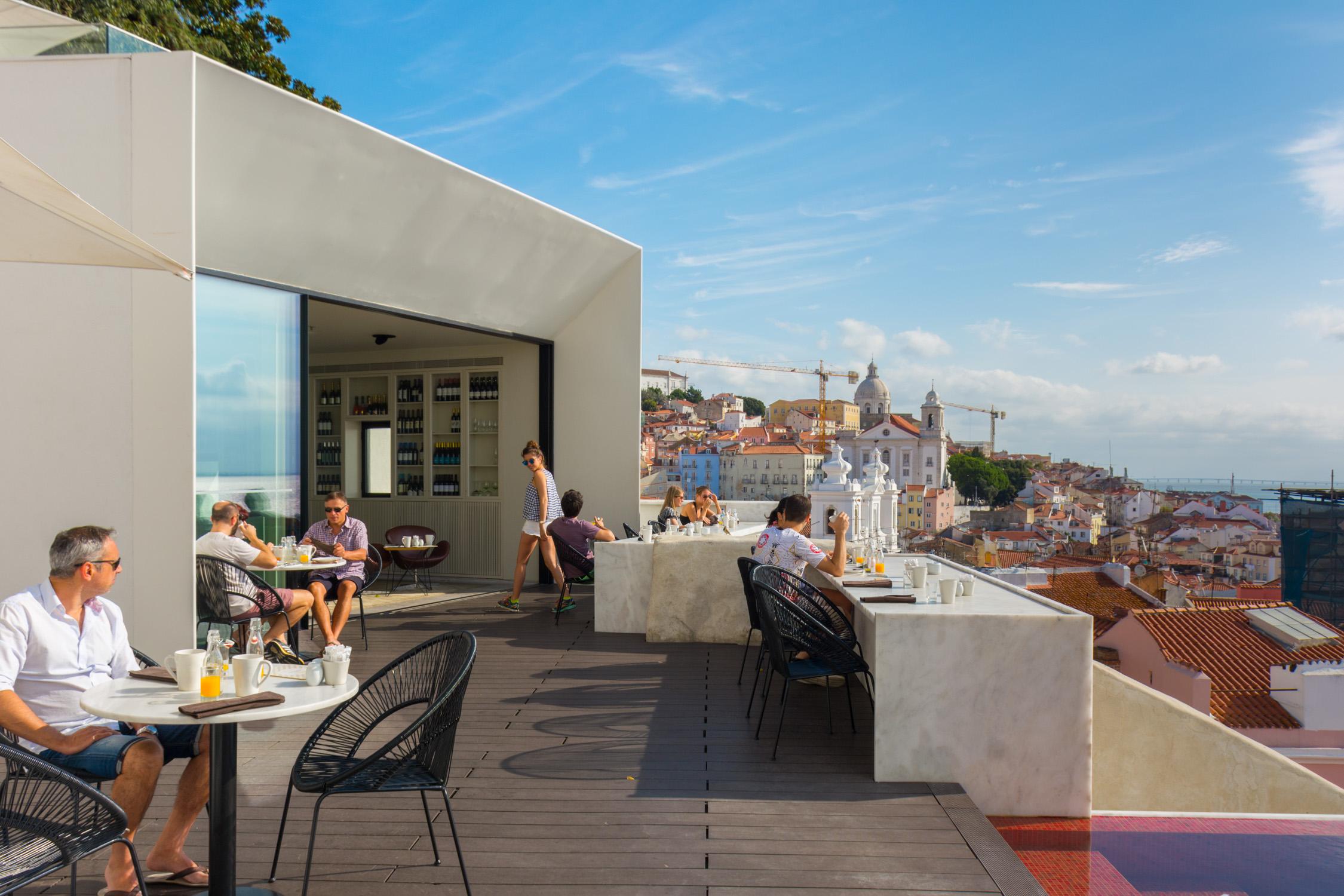 The Memmo Alfama A Design Hotel Located In Lisbon No