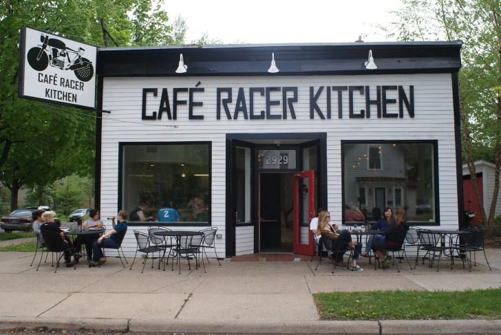 Cafe Racer Kitchen