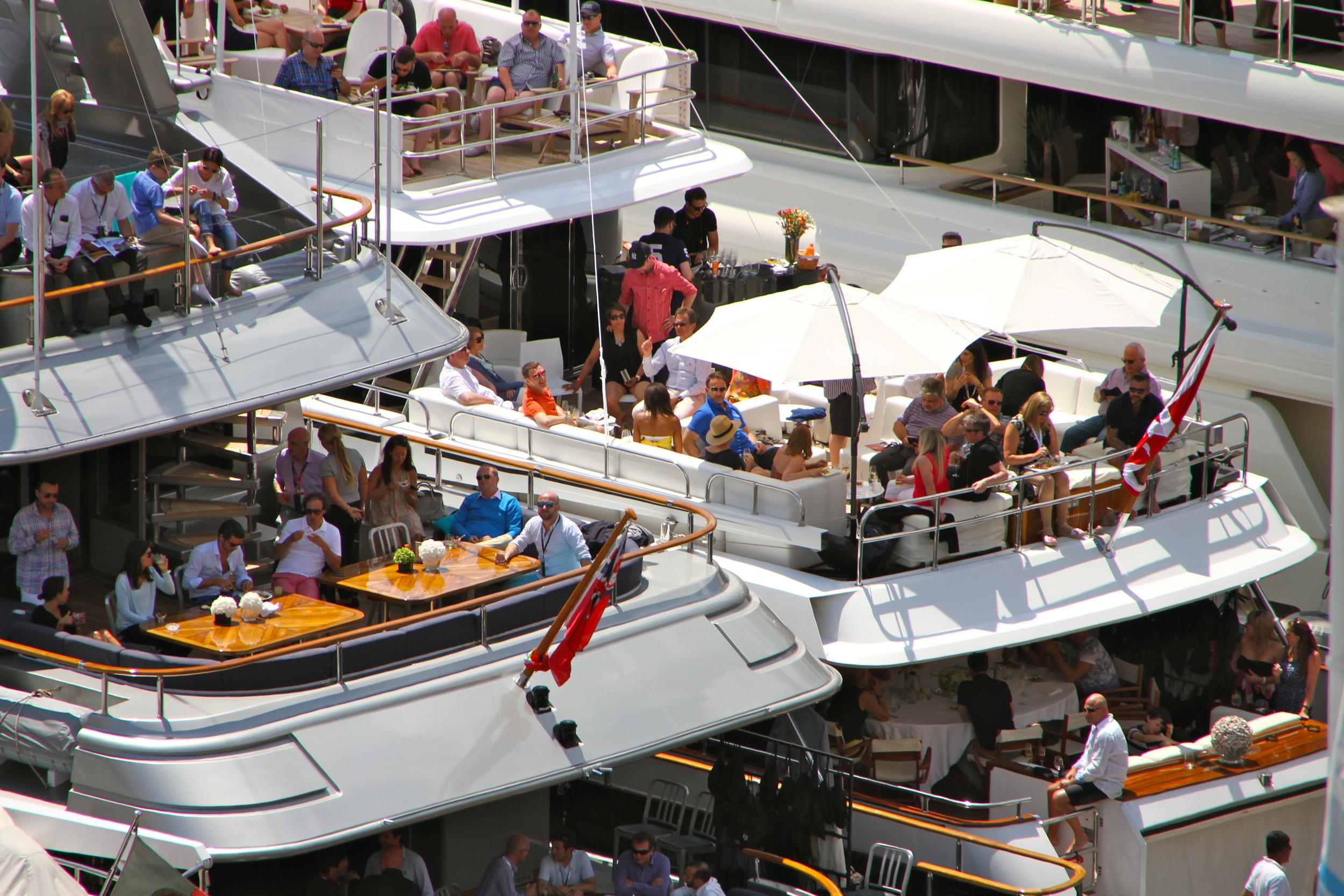 Monaco Grand Prix Andrea Porritt