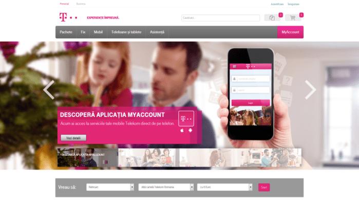 Cosmote & Telekom