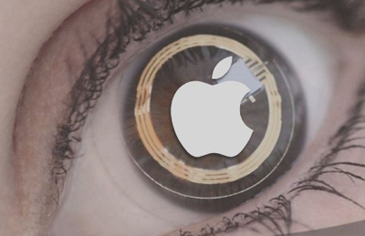 Apple eyeing augmented reality contact lens support with EPGL     Apple eyeing augmented reality contact lens support with EPGL     Apple World  Today