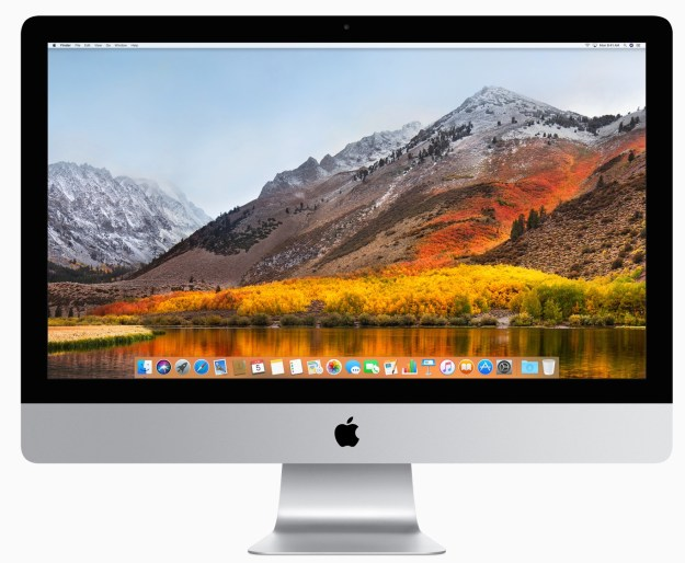 macOS+High+Sierra iMovie for macOS upgraded with supported for the HEVC format Apple