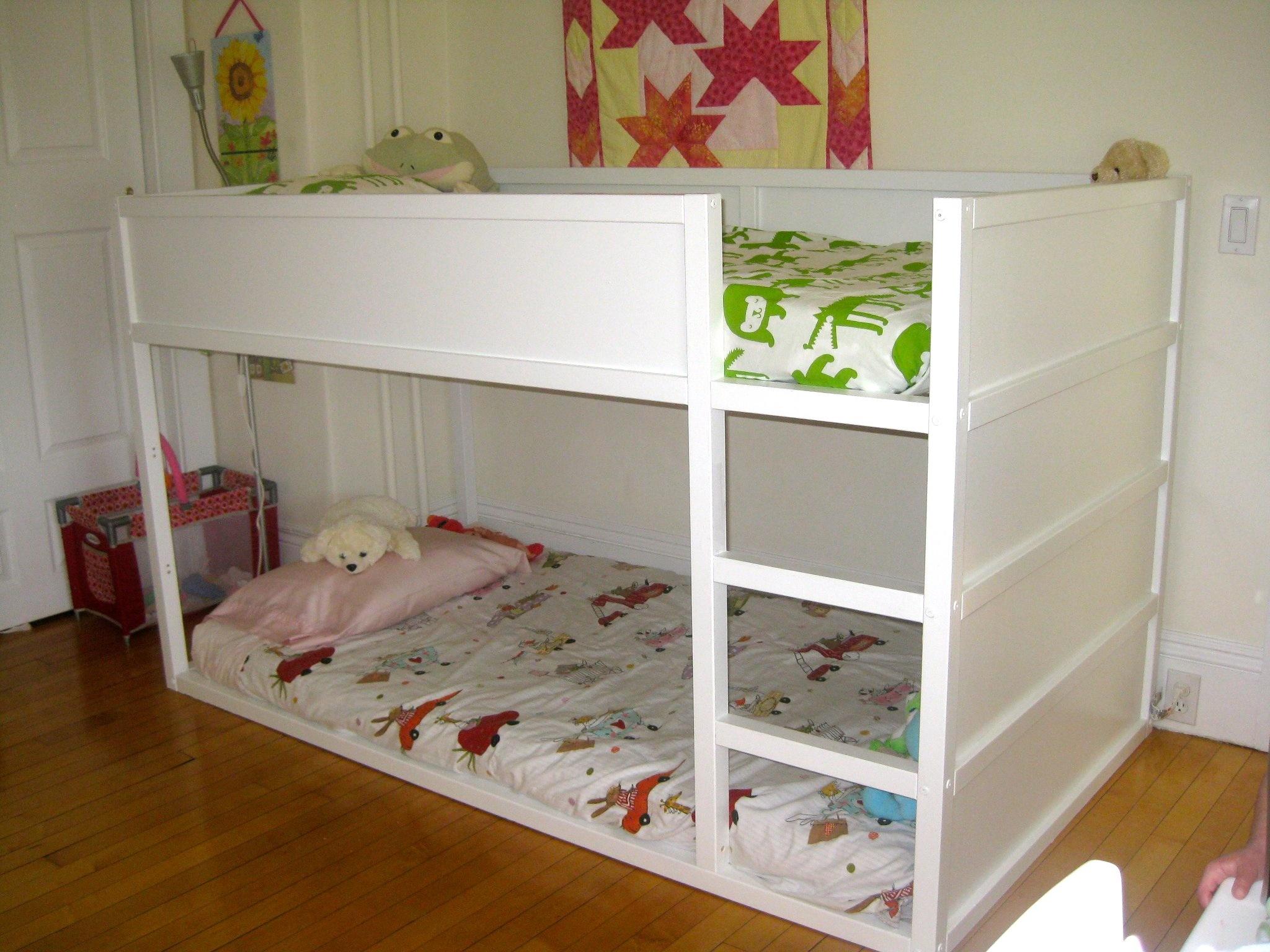 Bunk Bed In Ikea Novocom Top