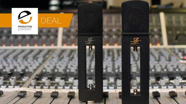 JZ Microphones Off Up To 40% Off Their Range Of Hand Made Mics