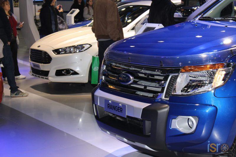 Fiat, Ford, Toyota y Volkswagen: las marcas en La Rural 2015 10
