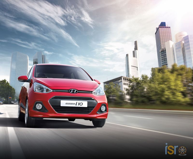 Nuevo: Hyundai Grand i10 7