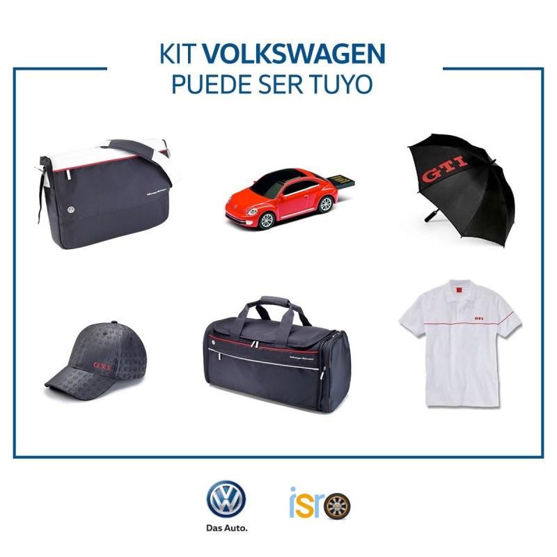 Concurso: TURBO Argentina sortea un kit Volkswagen 1
