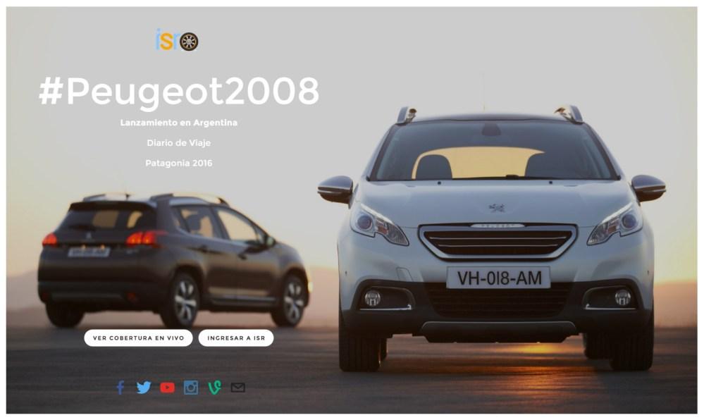 En Info Sobre Ruedas desarrollamos una web especial para su lanzamiento. Hacé click en la imagen para ingresar.