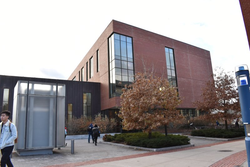 Currently, there is a form to petition a name change for other buildings on campus. (Brandon Barzola/ The Daily Campus)