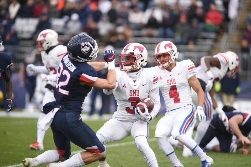 UConn football set record for the most points per game allowed, total points, total yards allowed and yards per game. (Charlotte Lao/ The Daily Campus)
