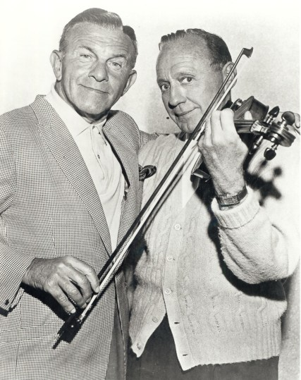 Image result for jack benny and george burns