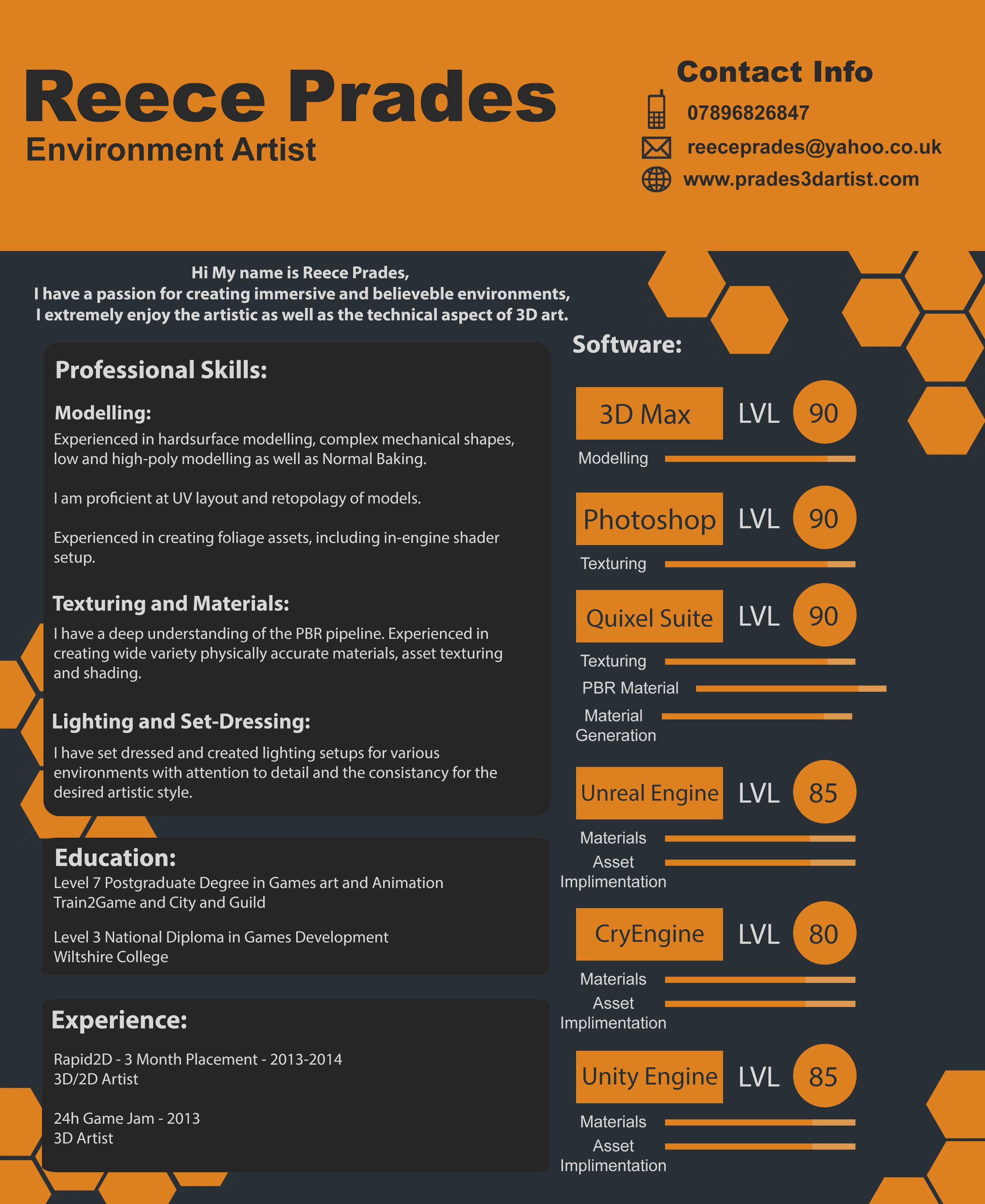 3d artist resume pdf. 1000 images about resume on pinterest ...