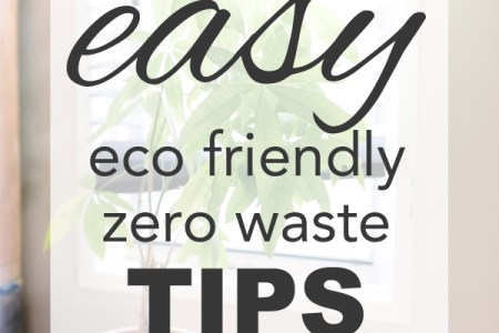 101 Easy Eco Friendly  Zero Waste Tips   Going Zero Waste 101 easy eco friendly  zero waste tips that you can implement today  From  www