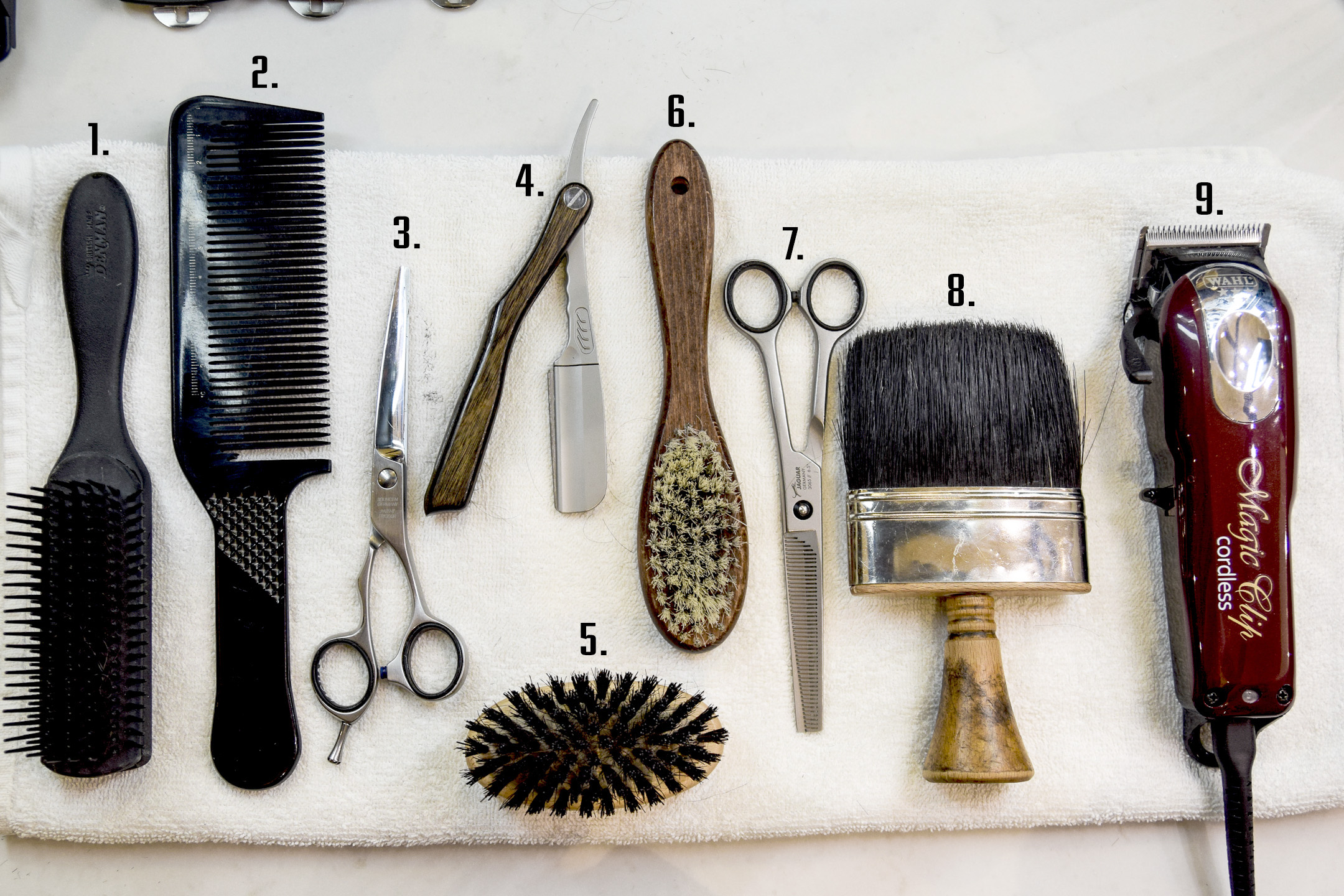 Barber Tools Of The Trade Whatsgood