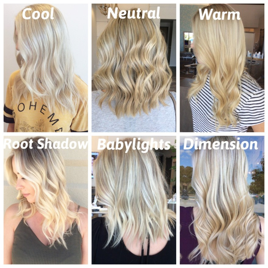 Blonde Highlights Colour By Renowned Blonde Hair Specialist From