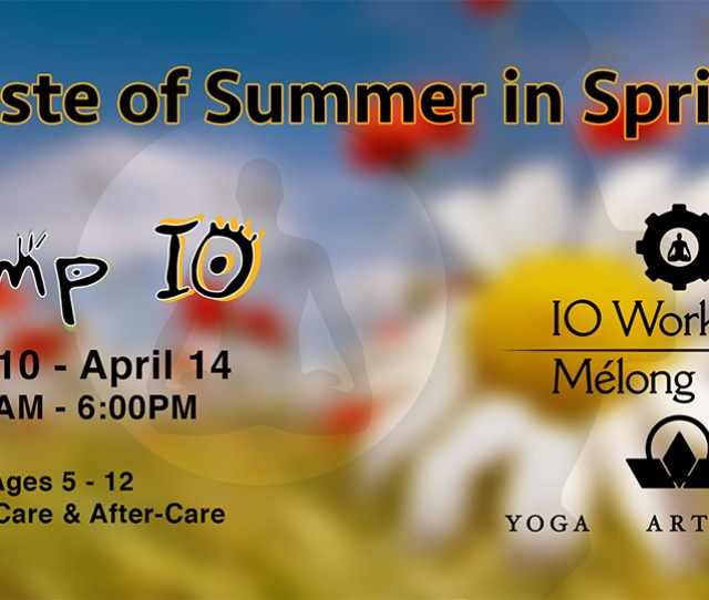 Camp Io Spring Camp