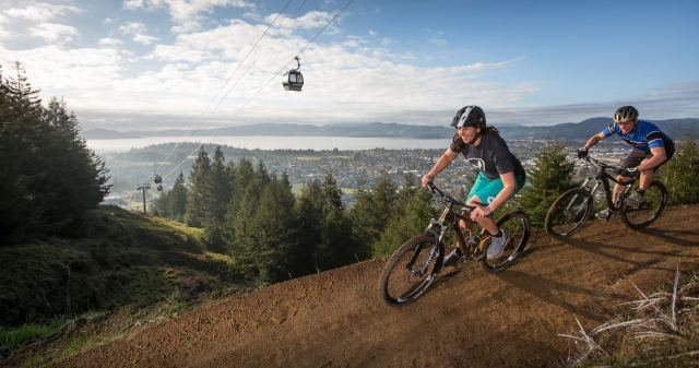 Skyline Rotorua launches off-peak MTB Gravity Park passes ...