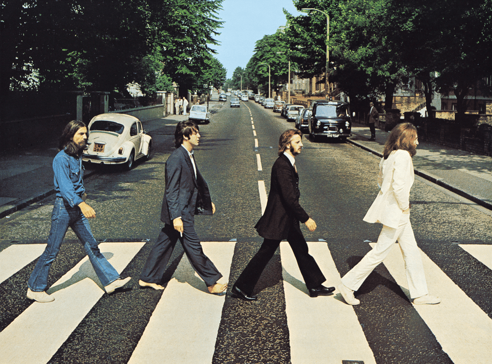 I think I'm going to pose as Paul because I don't want to wear shoes either.