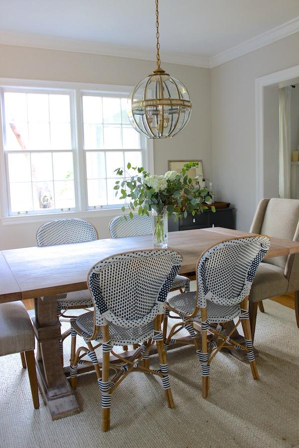 Blue Door Living Dining Room Table