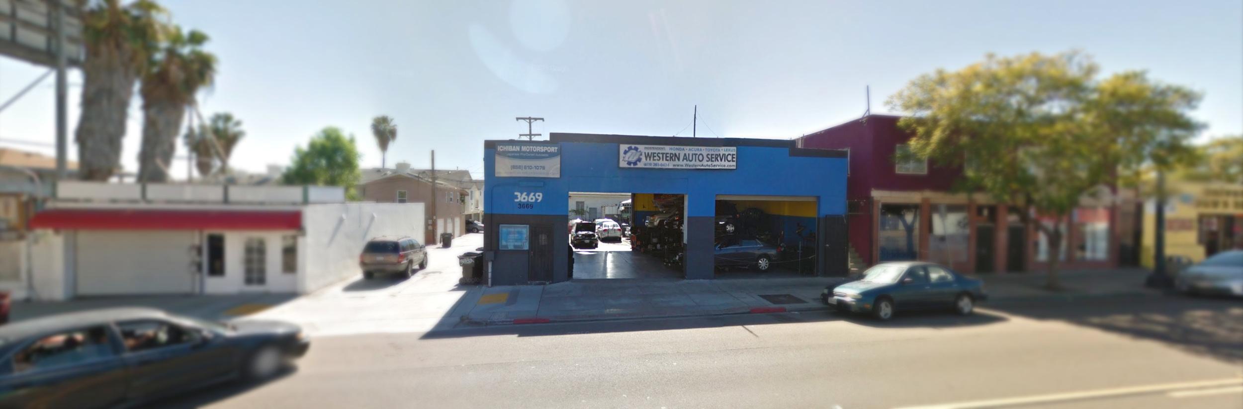 Western Auto Service San Diego Auto Repair — Western Auto Service