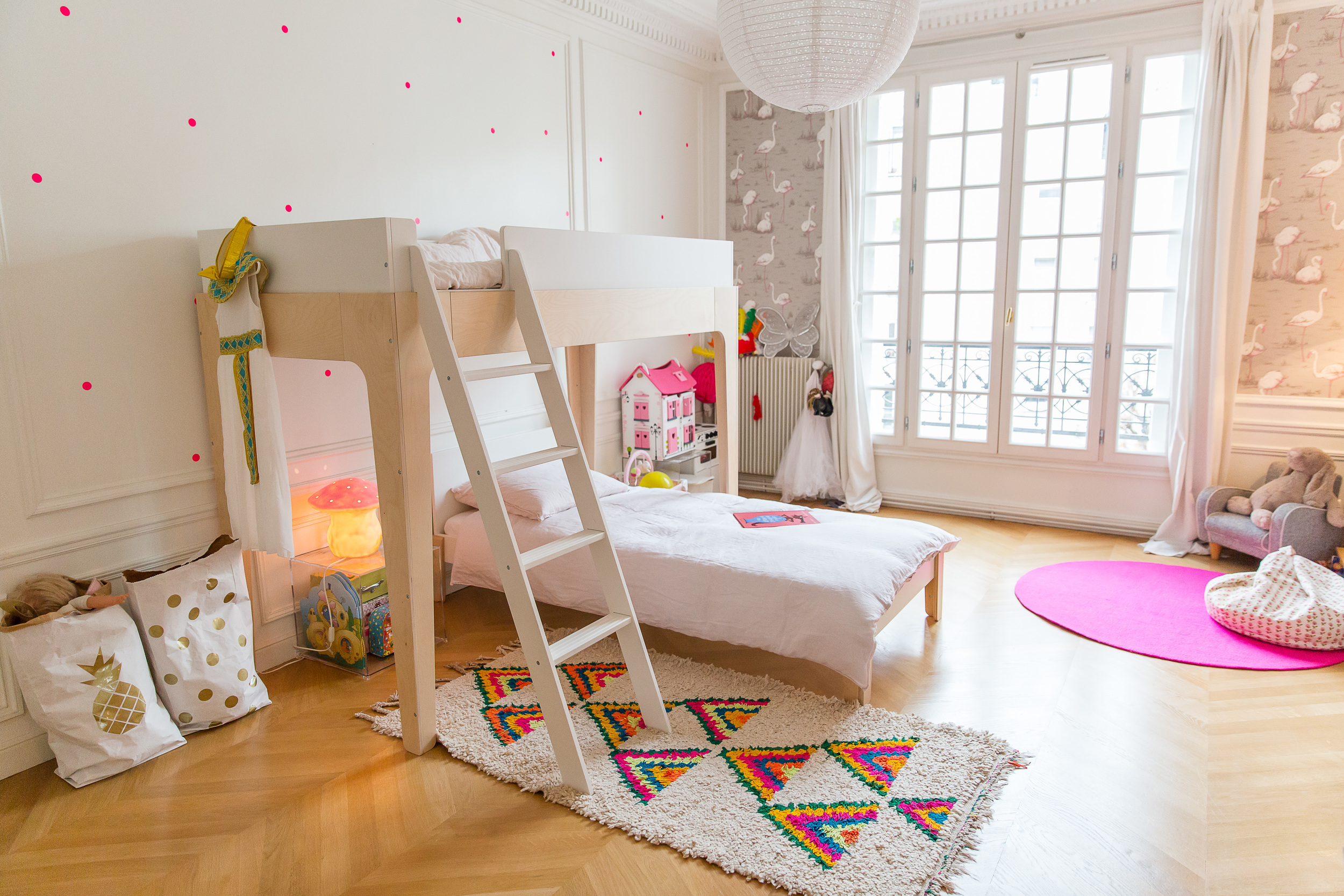 001 je veux une chambre d enfant epuree et coloree