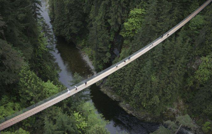 Para más información visita http://www.capbridge.com/explore/cliffwalk/