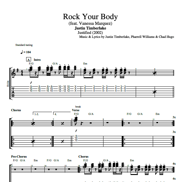 Old Fashioned Jingle Bell Rock Easy Guitar Chords Collection