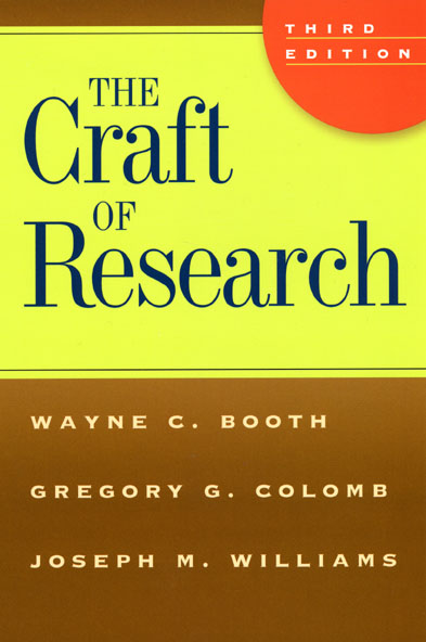 craft of research